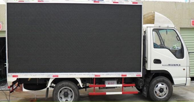 钦州车载LED显示屏